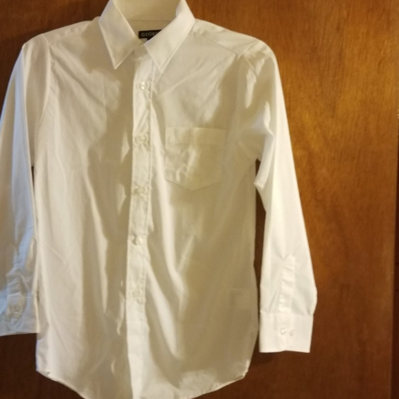 George Other - George Boys White Shirt